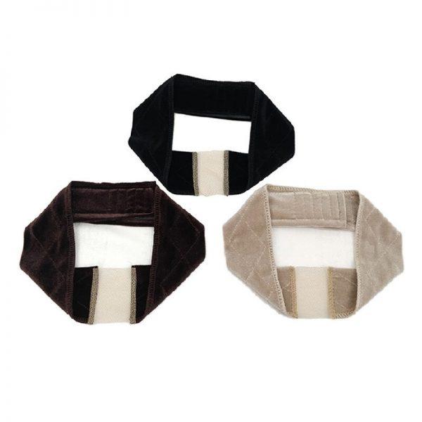 Velvet Adjustable Wig Clip Headband On Sale