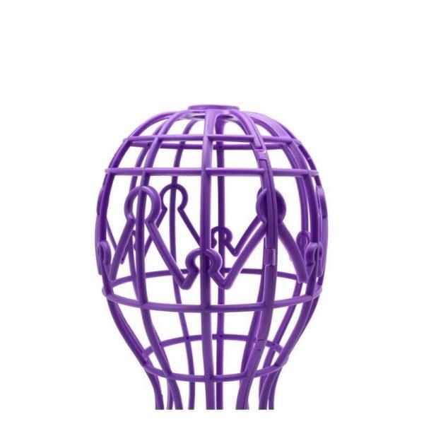 Lantern-shaped Plastic Wig Holder Hat Holder Multi-purpose Wig Head Holder