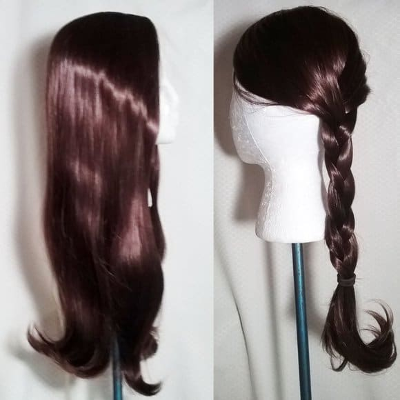New 25-inch Toppers Hair Accessories For Wig Tops Are Shipped Quickly