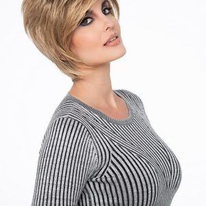 Women Monofilament Straight Lace Front Synthetic Wig Basic Cap