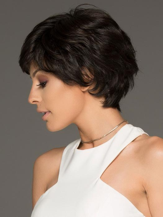 Women's Lexy Synthetic Blonde Monofilament Short Lace Front Wigs