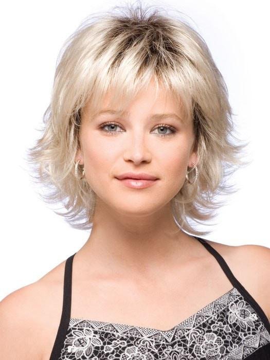 Women's Lexy Short Straight Synthetic Wigs By Rooted