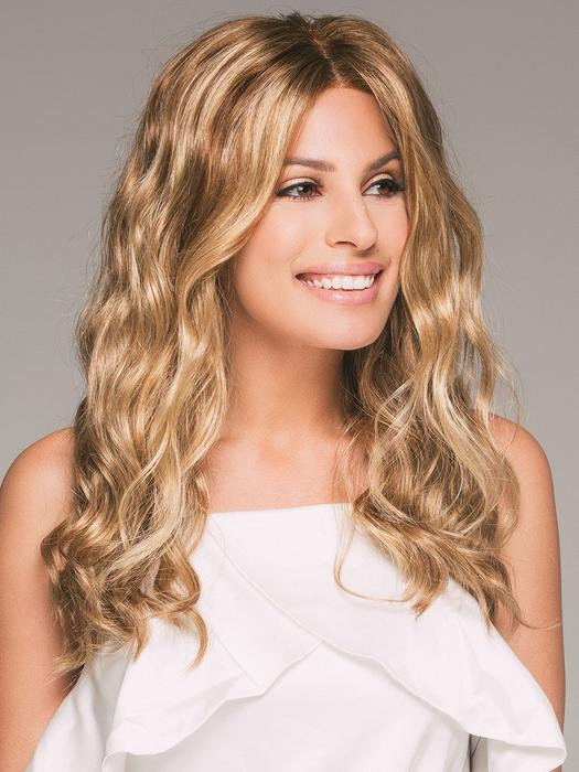 Women's Lexy Synthetic Blonde Lace Front Wigs By Rooted
