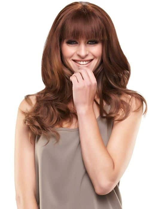Falls & Half Remy Human Hair Topper Mono Part By Rooted