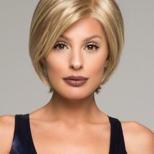Women's Straightsynthetic Monofilament Lace Front Wig Layered