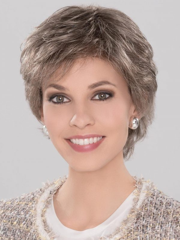 Blonde Wavy Women's Short Synthetic Lace Front Wig Mono Crown